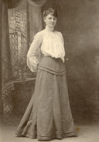 Sarah Frauhiger (Kaser) - age 20