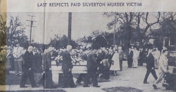Ervin's funeral
