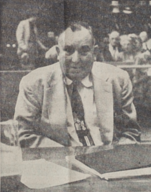Attorney Charles Raymond